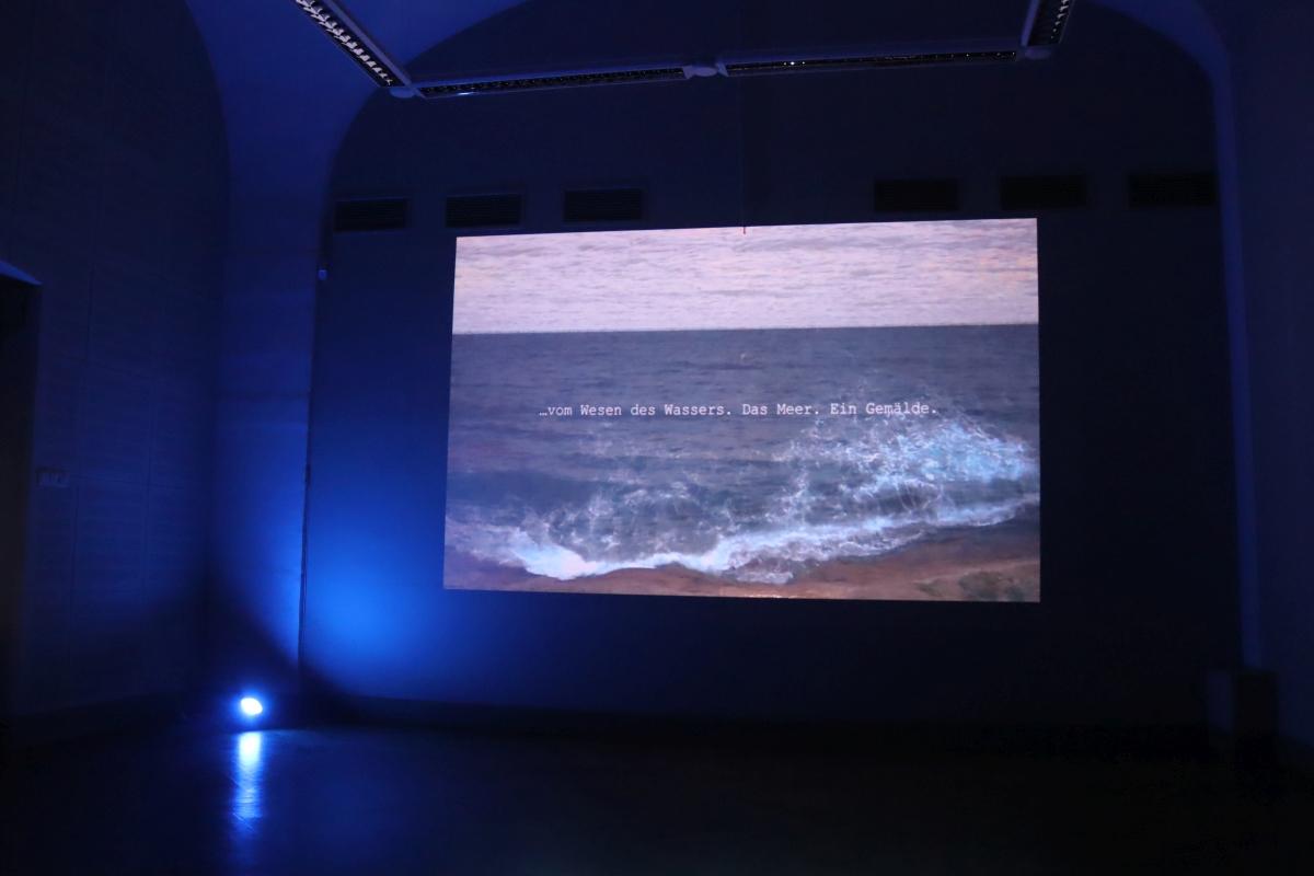 """Karin Meinel """"… vom Wesen des Wassers"""""""