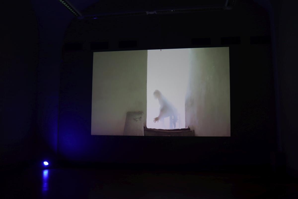"Dana Fabini ""Waiting room: loneliness"""